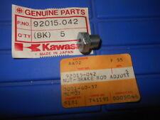 NOS OEM Kawasaki H1 H2 Z1 Brake Rod Adjuster 92015-042