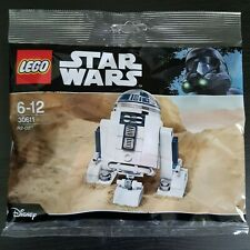 LEGO 30611 R2-D2 Star Wars - Limited Edition Brand New Sealed Polybag