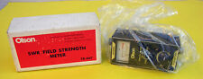 Vintage Olson Cb-067 Swr & Field Strength Meter with Box ~ Nos?