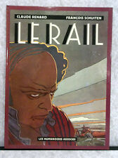 LE RAIL / METAMORPHOSES / SCHUITEN / EO 1982