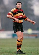 "Ben Clarke England 21 Dec 1997 Rugby Photograph 8"" x 10"" (25cm x 20cm)"