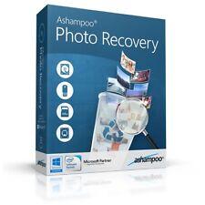 Photo Recovery - Ashampoo - gelöschte Bilder wieder herstellen - 3 User Lizenz
