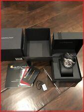 Hamilton Khaki Aviation X-Patrol Auto Chrono Men's Automatic Watch H76566351