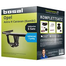Anhängerkupplung BOSAL starr OPEL Astra H Caravan (Kombi) +Elektrosatz NEU kpl.