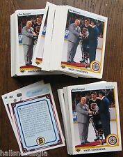 1990/91 Upper Deck Hockey #489 Ray Bourque All Star (Lot of 111 Cards) Bruins