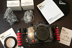 Ikelite Underwater TTL Camera Housing for Canon 5d Mk2 (barely used)