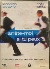 DVD ARRETE MOI SI TU PEUX - Leonardo DiCAPRIO / Tom HANKS / Nathalie BAYE