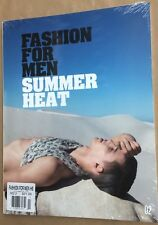 Fashion For Men Summer Heat Issue 2 SEALED