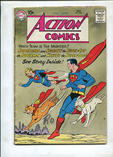 ACTION COMICS #266 (6.5)  WHICH TEAM IS THE MIGHTIER? 1960