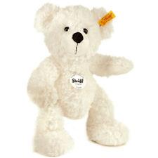 Steiff Lotte Oso de peluche - Blanco 28cm - suave, lavable, felpa - EAN 111310