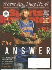 Sports Illustrated July 3 10 2017 Allen Iverson Summer Double Issue Best Deal !!