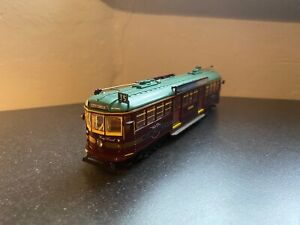 1/76 Cooee Concepts - Melbourne Tram W6 Class - Route 35 - City Circle