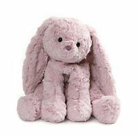 "GUND Cozys Collection Bunny Rabbit Stuffed Animal Plush, Dusty Pink, 8"" New"