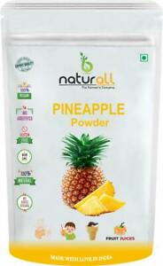 B Naturall Pineapple Drink Powder | Dry, No Added Sugars and Preservatives - 500
