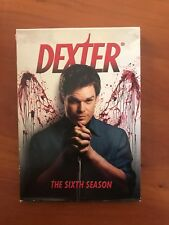 Dexter: The Sixth Season (DVD, 2012, 4-Disc Set)