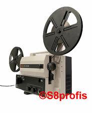 Super 8 Tonfilmprojektor, Eumig Mark S 802, 2 Jahre Gew.& Gar.