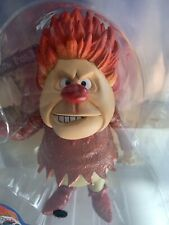 NECA The Year Without Santa Clause Mr Heat Miser Action Figure Large NIP New Dam