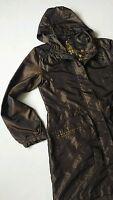 Women's PAPAYA  Jacket Coat brown Size 12