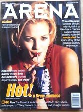 ARENA #46 JUL/AUG 1994 DREW BARRYMORE JAMES GARNER SEAL NAOMI ALMODOVAR JAPAN