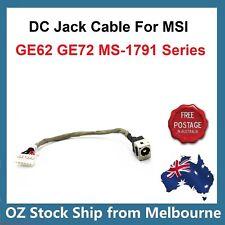 DC Power Jack cable for MSI GE62VR GE72VR GE72 2QD 2QL GE62 7RE 2QL 2QE Series