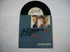"""A-HA - THE LIVING DAYLIGHTS - 7"""" VINYL ITALY 1987 EXCELLENT"""