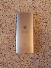 Apple iPod Nano Silver 5th Generation 8GB