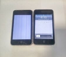 Lot of 2 Apple iPod Touch 2nd Gen 32GB(A1288) Black - READ BELOW
