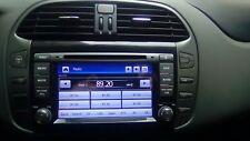 AUTORADIO Fiat Bravo NAVIGATORE GPS Bluetooth Comandi Volante Sensori Parcheggio