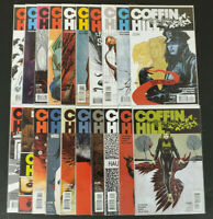Coffin Hill #1-20 Full Set Complete Horror Series NM Vertigo Comics 2014 SFX