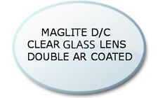 MAGLITE D/C Cell Flashlight Lens AR Coated Ultra Clear Mineral Glass