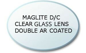 MAGLITE D/C Cell Flashlight Lens AR Coated Ultra Clear Mineral Glass 52mm