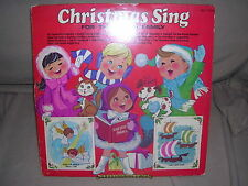 Christmas Sing For The Entire Family SX 1736 G+ / G+