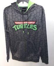 3239ae1c923e Nickelodeon Teenage Mutant Ninja Turtles Pull Over Hoodie Size Small EUC