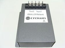Crown Eol Box Geolbox 20kHz Lcr Network End of Line Audio Termination Set