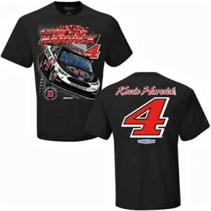 Kevin Harvick Jimmy Johns Car & Number Adult T-shirt