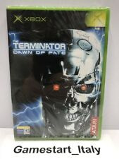 TERMINATOR DAWN OF FATE (XBOX) VIDEOGIOCO NUOVO SIGILLATO - NEW SEALED PAL
