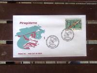 SPANISH ESPANA BARCELONA OLYMPICS FIRST DAY COVER 1992 KAYAK CANOE