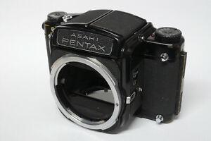 Pentax 6x7 Gehäuse / Body mit Lichtschacht