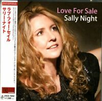 SALLY NIGHT-LOVE FOR SALE-JAPAN MINI LP CD C75