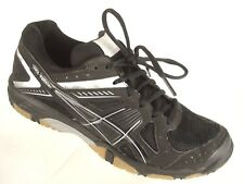 ASICS B457Y Gel 1150V Black Athletic Volleyball Sneaker Shoe Womens Sz 8 EU 39.5