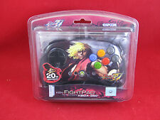 NEW XBOX 360 STREET FIGHTER IV KEN FIGHT PAD USB MADCATZ XBOX CONTROLLER