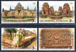 Thailand Stamp 2011 Thai Heritage Conservation (Mueang Tam Stone Sanctuary) ST