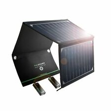 RAVPower 16W Portable Solar Charger Foldable iPhone iPad Galaxy S7 Japan