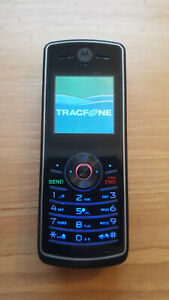 35.Motorola W175g Very Rare - For Collectors - Locked Tracfone Network