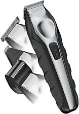 NEW WAHL All-In-1 Lithium Ion MULTIGROOM HAIR TRIMMER Rechargeable TRIM & SHAVE