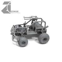 Zinge Industries Modular Military Buggy Full Model Vehicle New Miniature S-BUG01