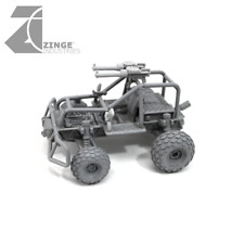 Zinge Industries Modular Military Buggy Full Model Vehicle New Miniature S-BUG01