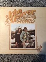 Back Home Again [10/28] by John Denver (Vinyl, Oct-2016, Night Fever Music)