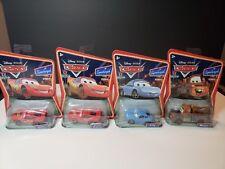 Disney Car's Supercharged car lot Lightning McQueen Sally Mater