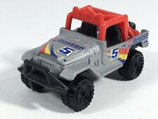 Hot Wheels 2011 Toyota Land Cruiser FJ40 Satin Gray HW Performance Series Loose